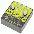 Pedal guitarra eléctrica EarthQuaker Devices Avalanche Run V2 limited Edition