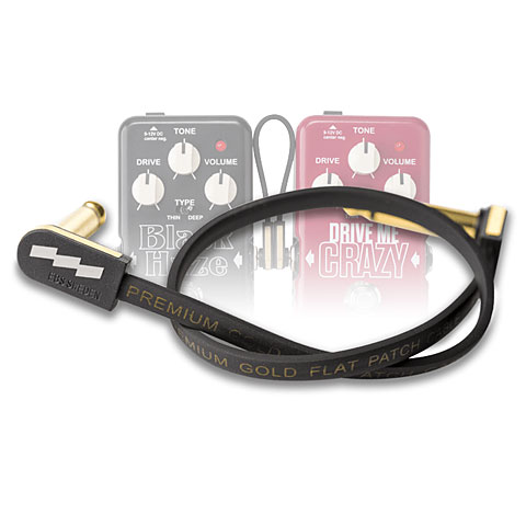 Cable para patch EBS PCF-PG18 Premium Gold