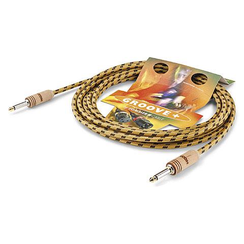 Câble pour instrument Sommer Cable SC-CLASSIQUE CQU8-0600-GE