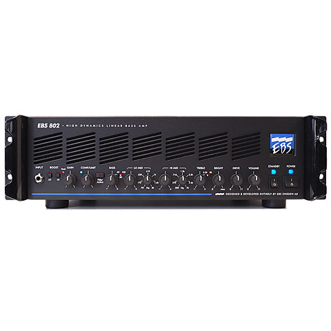 Bass Amp Head EBS 802