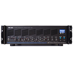 EBS 802 « Bass Amp Head