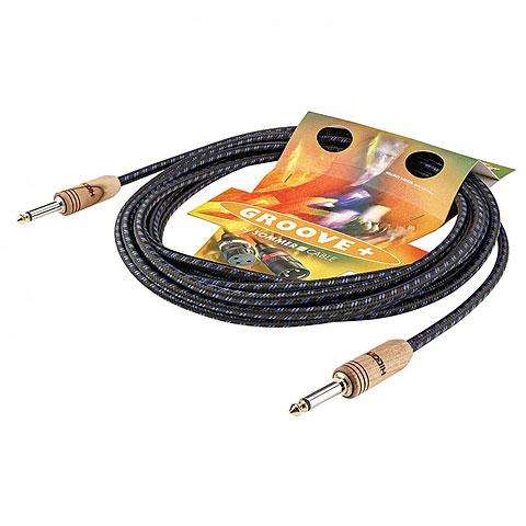 Cable instrumentos Sommer Cable SC-CLASSIQUE CQLG-0600-BL