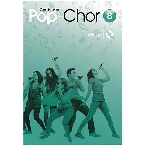 Chornoten Bosworth Der junge Pop-Chor Band 8