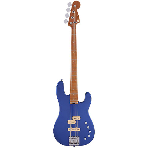 Charvel Pro Mod San Dimas PJ IV MSTC BL « Electric Bass Guitar