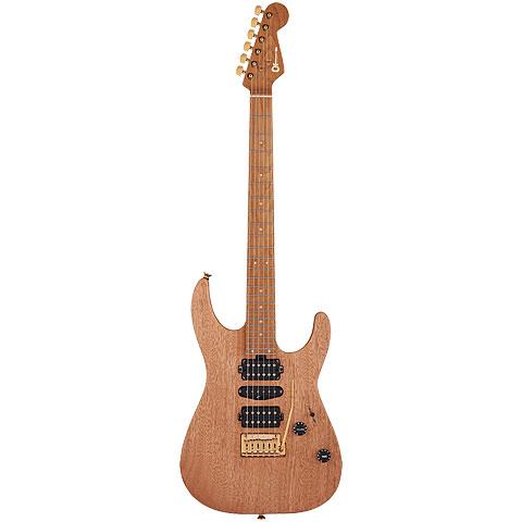 Charvel Pro Mod DK 24 2PT NAT MAH « E-Gitarre