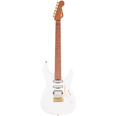 Charvel Pro Mod DK 24 2PT SNOW WHIT « Guitare électrique
