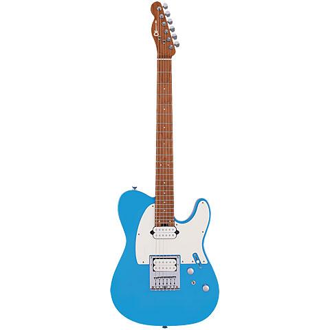 Charvel Pro Mod So-Cal 24 HT HH ROBINS EGG BLU « E-Gitarre