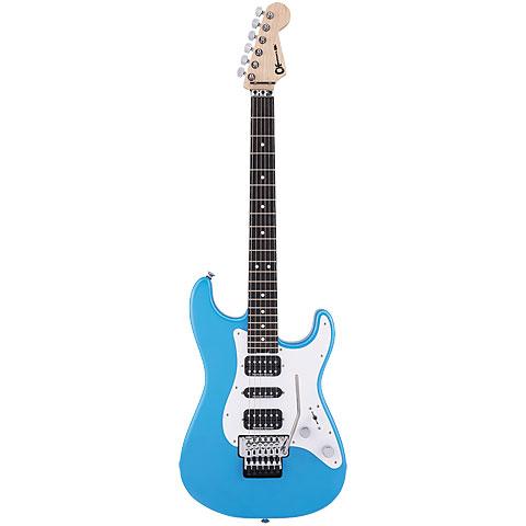 Charvel Pro Mod So-Cal 3 HSH FR ROBINS EGG BlUE « E-Gitarre