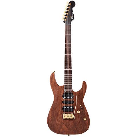 Charvel DK 24 HH 2PT NAT SEBNY « Guitare électrique