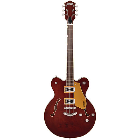 Gretsch Guitars Electromatic G5622 EMTC CB DC Aged Walnut « Guitare électrique