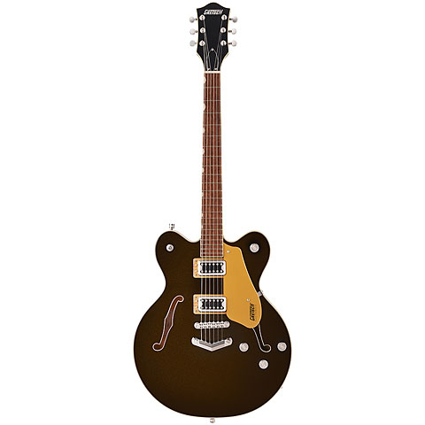 Gretsch Guitars Electromatic G5622 EMTC CB DC Black Gold « Guitare électrique