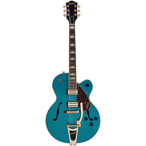 Electric Guitar Gretsch Guitars Streamliner G2410TG Ocean Turquoise