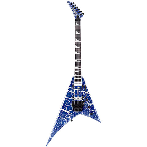 Jackson PRO Rhoads RR24 Lightning Cracke « E-Gitarre