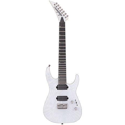 Jackson PRO Soloist SL7AHT Unicorn White « Electric Guitar