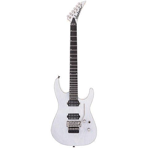 Jackson PRO Soloist SLA Unicorn White « E-Gitarre