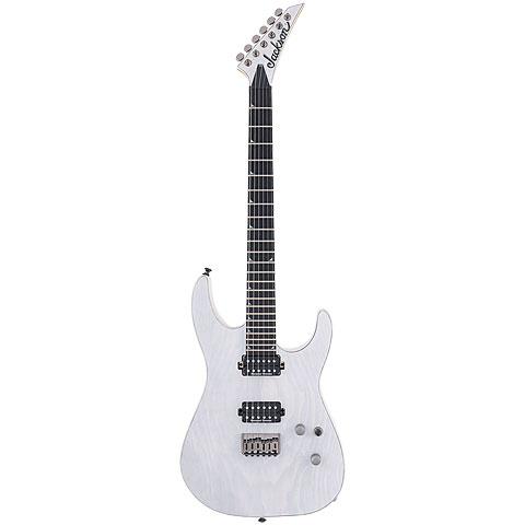 Jackson PRO Soloist SLA HT Unicorn White « E-Gitarre