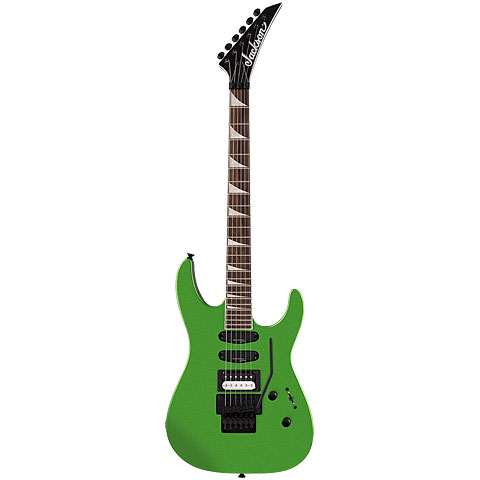 Jackson Soloist SL3X Absynthe Frost « Guitarra eléctrica
