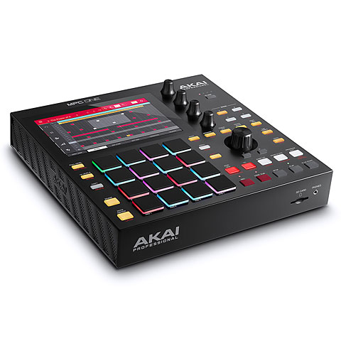 Sampler DJ Akai MPC One