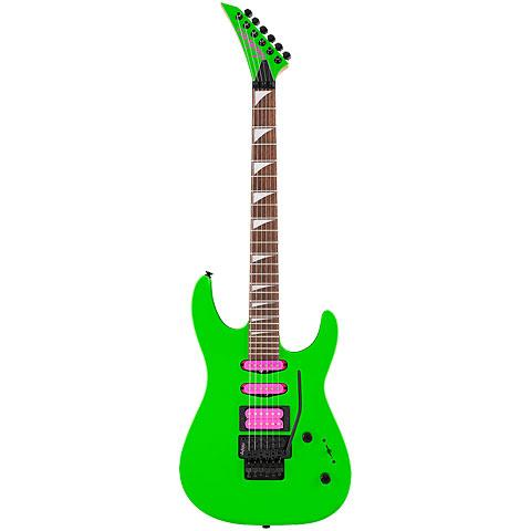 Jackson Dinky DKX3R Neon Green « Guitarra eléctrica