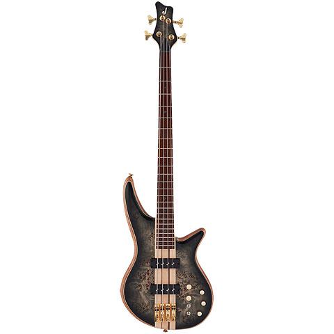 Jackson Pro Series Spectra IV Transparent Black Burst « E-Bass