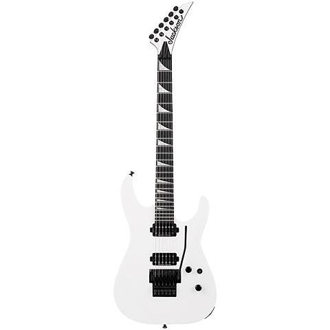 Jackson MJ Series Soloist SL2 Snow White « E-Gitarre