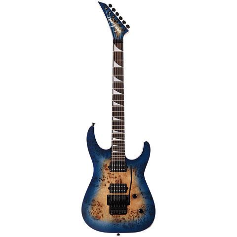 Jackson MJ Series Dinky DKRP Trans Blue Burst « E-Gitarre
