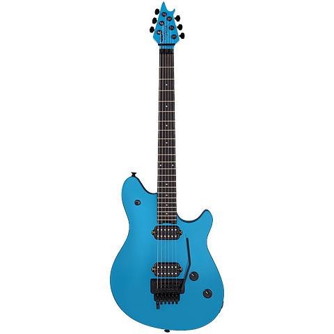 EVH Wolfgang Special Miami Blue « Guitare électrique