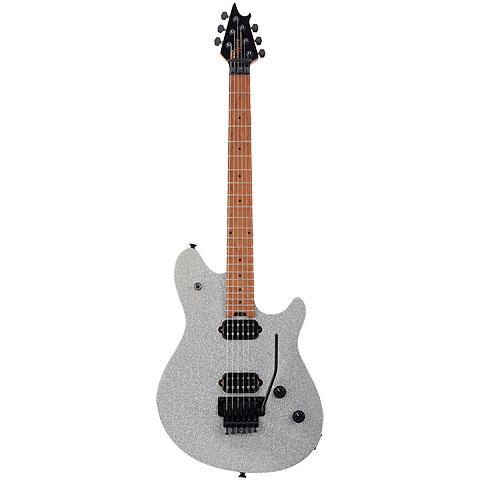 EVH Wolfgang Standard Silver Sparkle « Guitare électrique