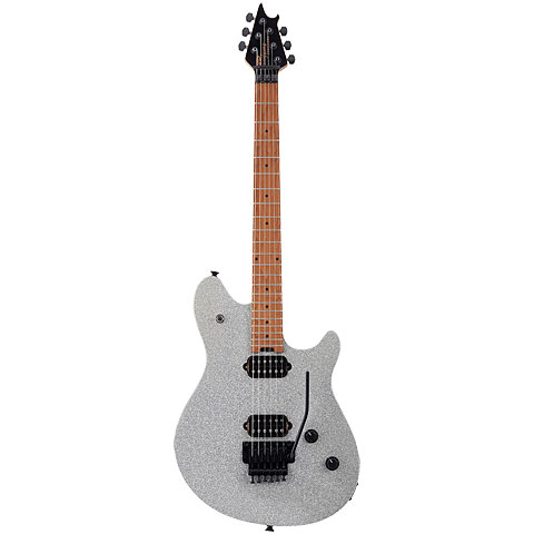 E-Gitarre EVH Wolfgang Standard Silver Sparkle