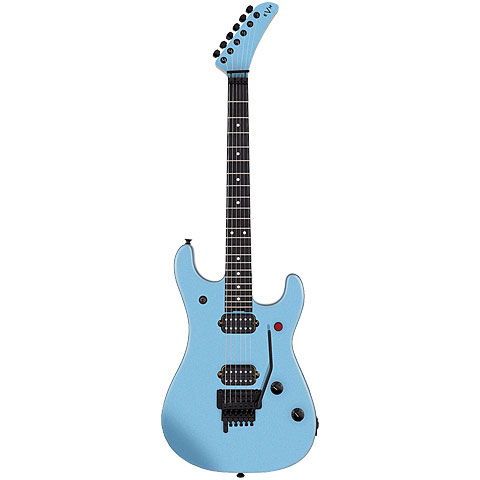 EVH 5150 Standard Ice Blue Metallic « Guitare électrique