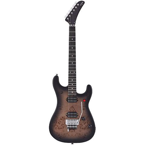 EVH 5150 DLX Black Burst « Electric Guitar