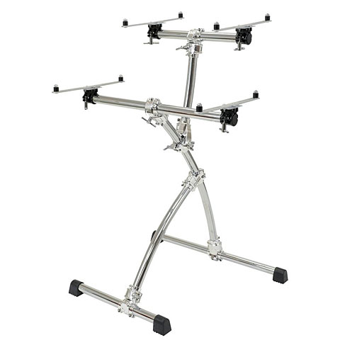 Keyboard Stand Gibraltar Double Tier Keyboard Stand