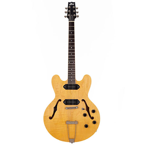 Guitarra eléctrica Heritage Standard H-530 Antique Natural Artisan Aged