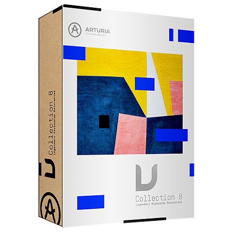 Softsynth Arturia V-Collection 8