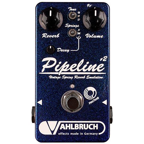 Pedal guitarra eléctrica Vahlbruch Pipeline V2