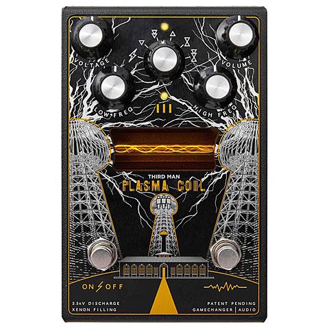 Effektgerät E-Gitarre Gamechanger Audio Third Man Records Plasma Coil