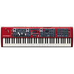 Clavia Nord Stage 3 Compact Showroom « Stage Piano