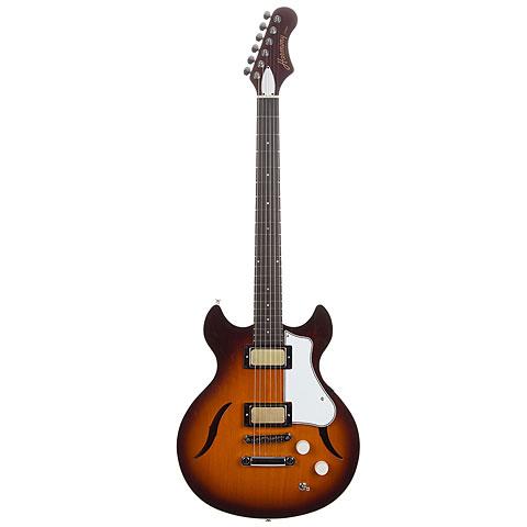 Harmony Standard Series Comet Sunburst « E-Gitarre