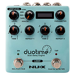 NUX NDD-6 Duotime « Effectpedaal Gitaar