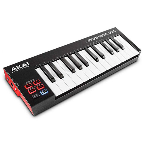 Masterkeyboard Akai LPK25 Wireless