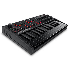 Akai MPK Mini MK3 Black « Master Keyboard