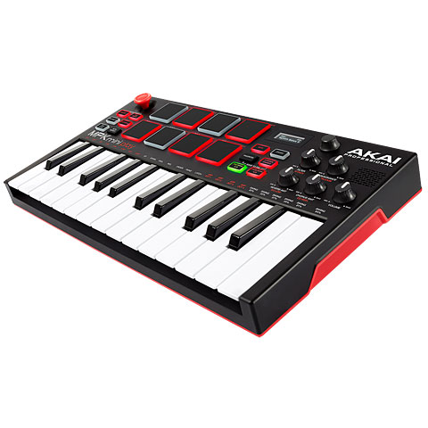 Master Keyboard Akai MPK Miniplay