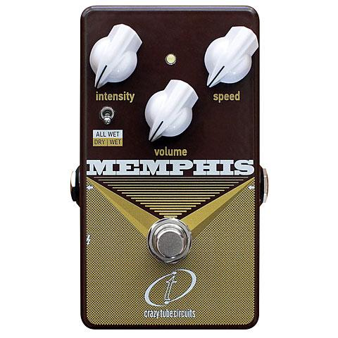 Effektgerät E-Gitarre Crazy Tube Circuits Memphis