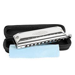 Cascha Chromatic 10 C « Harmonica chromatique