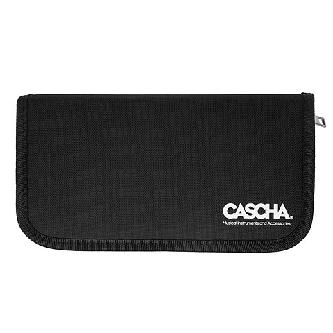 Funda armónicas Cascha Blues Harp Case for 7 Harps