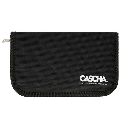 Funda armónicas Cascha Blues Harp Case for 12 Harps