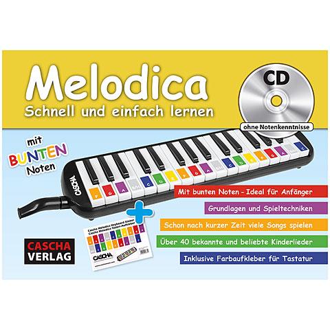 Lehrbuch Cascha Melodica - Schnell und einfach lernen