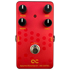 One Control Dyna Red « Pedal guitarra eléctrica