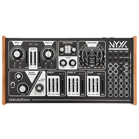 Synthesizer Dreadbox Nyx V2
