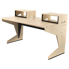 Sessiondesk Home Big with 2 Racks « Table pour console